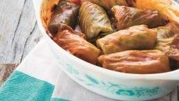Image for Karlynn Johnston's Holopchi (Ukrainian cabbage rolls)