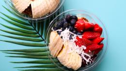 Image for Honolulu Coffee's Classic Acai Bowl