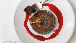 Image for Molten nutella chocolate cake from Flavorbomb cookbook