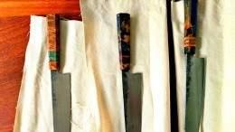 Origin Handcrafted Goods knives