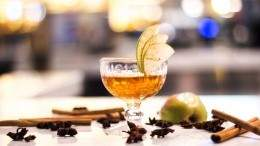 Image for Miku Toronto's spiced Yo-Nashi cocktail