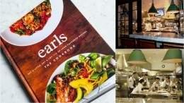 Earls cookbook Appetite Random House