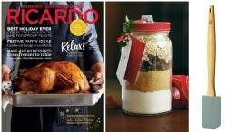 Ricardo magazine subscription