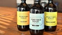 Porter's Tonic syrup