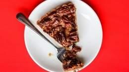 Image for Railtown Catering's classic pecan pie