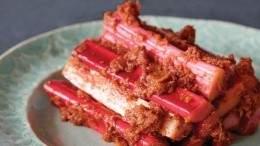 Image for Burdock & Co.'s rhubarb kimchi