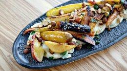 Image for Roasted root vegetables with maple oregano vinaigrette