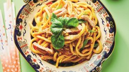 Image for Sunday Shanghai noodles recipe by Trevor Lui