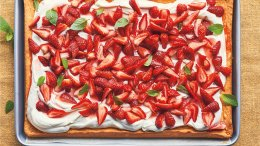 Image for Strawberry shortcake from the Sheet Pan Everything cookbook