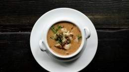 Image for Tuc Craft KItchen's beer cheddar soup