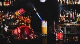 Image for UVA's Graveyard Flip cocktail