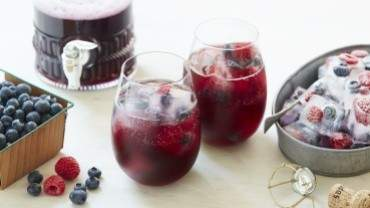 Image for B.C. blueberry punch
