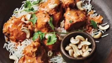 Image for Coconut Lagoon's butter chicken
