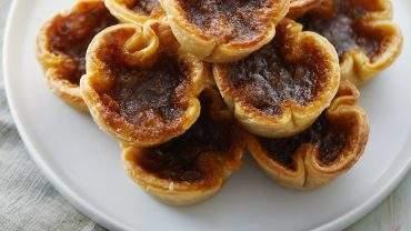 Anna Olson's butter tarts