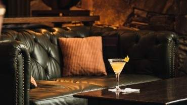 Image for Mallard Lounge's Bee's Knees cocktail