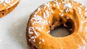 Image for Coconut and Manba donuts recipe