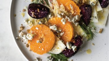 Image for Roasted beet, fennel and citrus salad from the Eat With Us cookbook