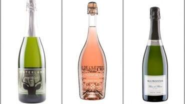 Image for 5 Canadian sparkling wines to help you welcome 2019