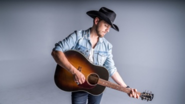 Image for Country music star Brett Kissel on Canadian whisky and why he loves Alberta's food scene
