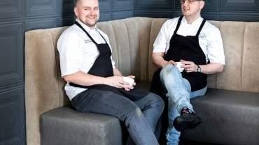 Image for Daily bite: The Courtney Room announces new co-chefs de cuisine