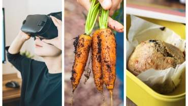Image for ICYMI: Virtual reality alters taste, waste reduction strategies for takeouts, entrepreneurial girl guide and more