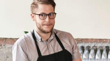 Image for Daily bite: Calgary chef Garrett Martin heads to Willows Inn on Lummi Island