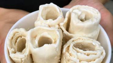 Image for Get your fix of Thai rolled ice cream this summer