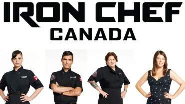 Image for Daily bite: Iron Chef Canada to debut on October 17