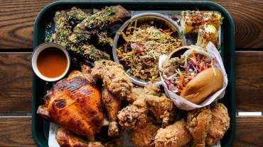 Image for Daily bite: New fried chicken and ribs spot, Little Juke, opens in Vancouver's Davie Village on Wednesday