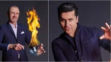 Image for One day in Toronto: Masterchef Canada judges Michael Bonacini and Claudio Aprile