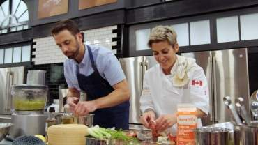 """Image for Renée Lavallée talks candidly about what it's like to be a """"Top Chef Canada"""" competitor"""