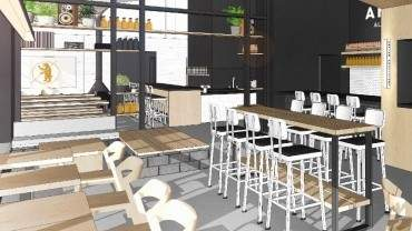 Image for Daily bite: Annex Soda shop set to open in August