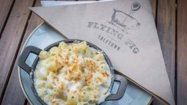 Image for Flying Pig truffle mac and cheese