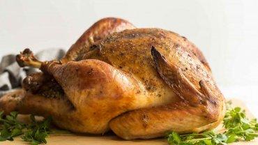 Image for Garlic Brown Sugar Dry Brine Turkey
