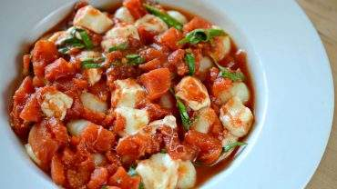 Karine Moulin gnocchi recipe
