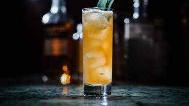 Image for Fairmont Hotels' Chai Tai cocktail