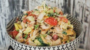 Image for Mandy's Gourmet Salads' Lumberjack Salad