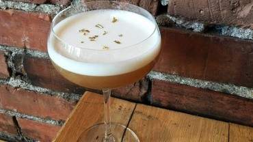 Image for L'Abattoir's The Golden Rooster cocktail