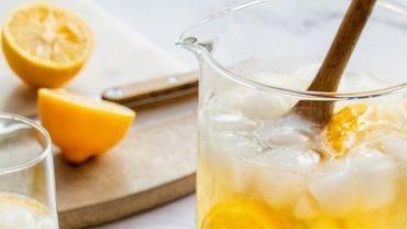 Image for Lavvender lemonade from the Duchess Bake Shop cookbook