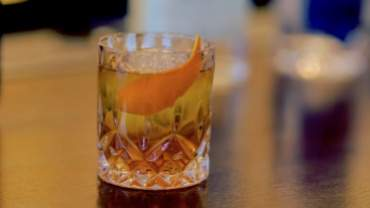 Image for Wolf in the Fog's Locals Only Negroni