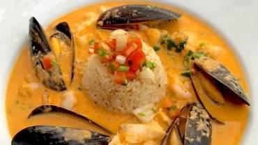 Image for El Camino's Moqueca (Brazilian seafood stew)