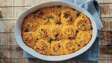 Image for Ricardo's duchess sweet potatoes