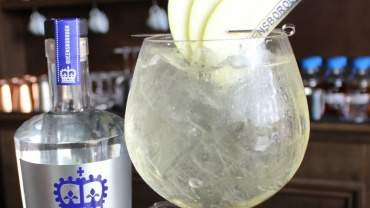 Image for QB Spring Into Gin cocktail