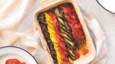 Image for Mardi Michels' ratatouille tian