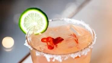 Image for Hendrik's Restaurant & Bar's red chili margarita