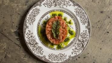 Image for Pourhouse Restaurant's Smoked Salmon Tartare