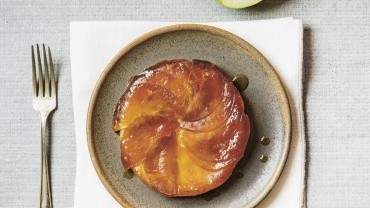 Image for David Robertson's tarte Tatin
