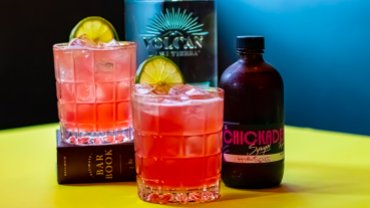 Image for Tempted by Agave cocktail recipe by Chickadee