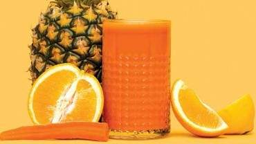 Image for The Juice Truck's turmeric tonic