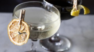 Image for Uva Wine and Cocktail Bar's Violetta cocktail